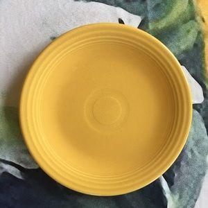 🌺 Vintage Fiestaware plate